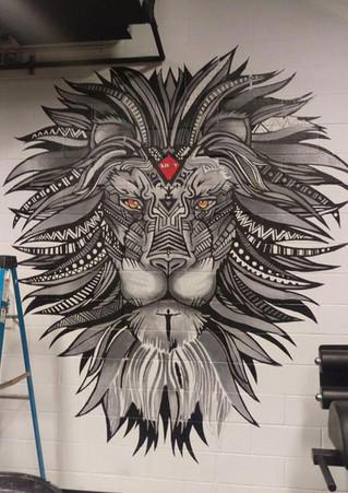 Crossfit Lion Warrior