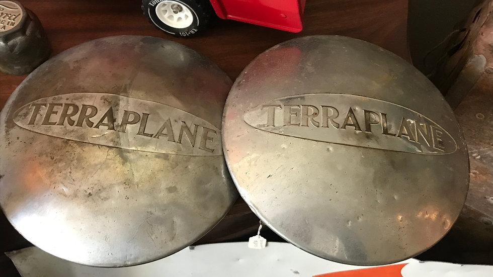 Terraplane Hub Caps
