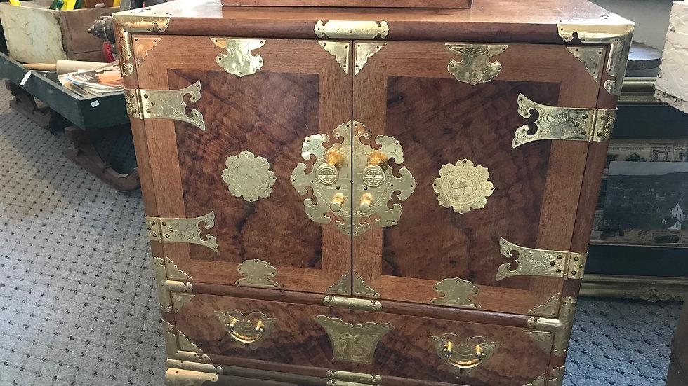 Vintage Asian Cabinet