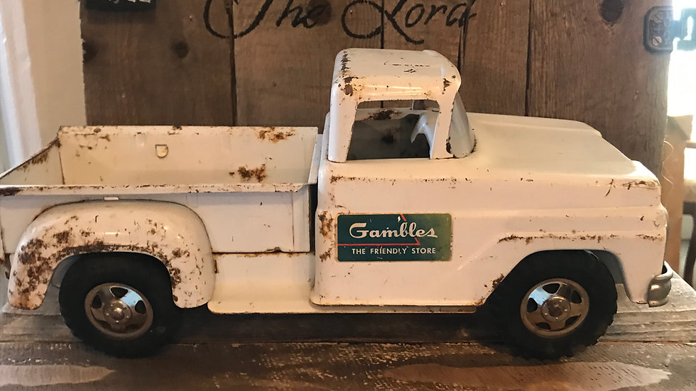 Gambles Toy Truck