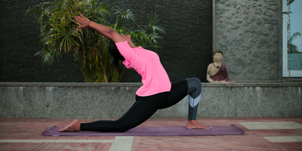 Hatha Yoga @ Anna Nagar