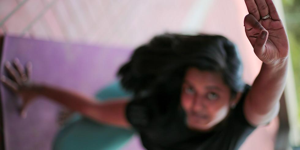 Hatha Yoga @ Spin Dance Studio R.K.Salai