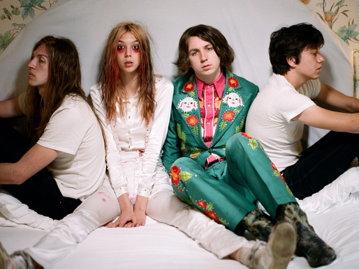 TAUPES 20 : Cream, Starcrawler, Sonic Youth, Pa Salieu...