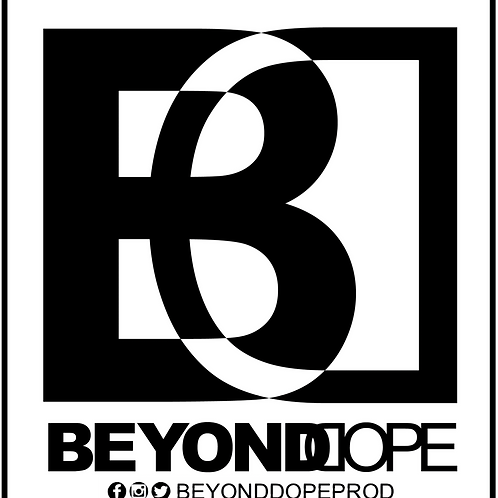 Beyond Dope Sticker
