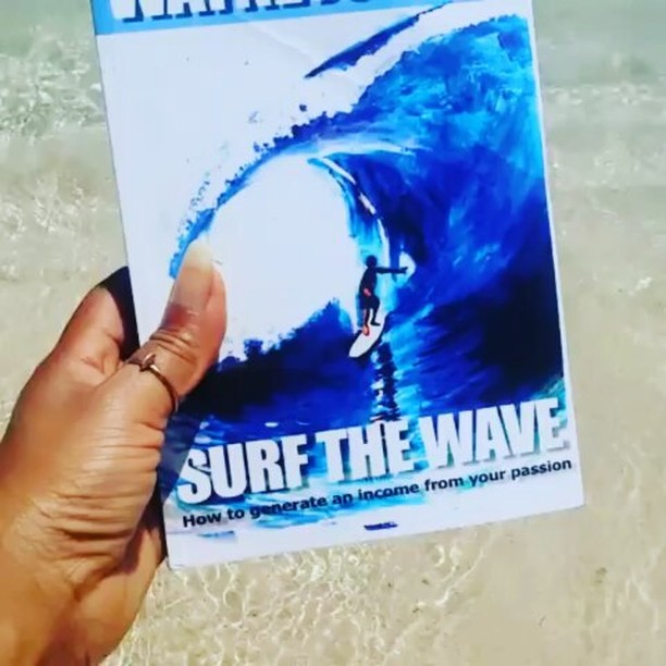 Epic!!!! #Repost _carlsking18_ Surf the wave!!!!!! #giliIsland #Bali #waves _waynejordon1 Pre-Order