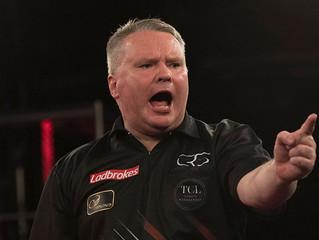 Stevenson to open German Darts Championship today