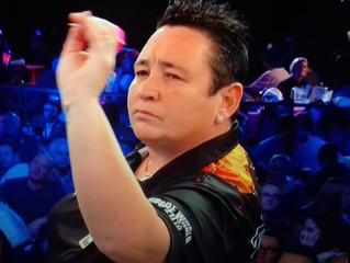 England's top lady darts player Maria chosen to represent her country at Six Nations and World C