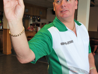 Neil chalks up Liskeard Open victory with win over Pipe