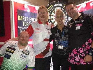 New Plymouth darts league will enrich disabled