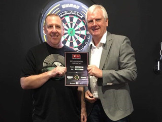 No dancing at this academy, it's all about the darts