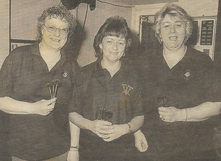 The girl from Wales who became the only female player to hit a 170 checkout in Devon Super League