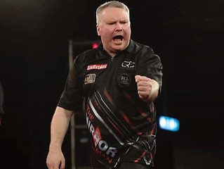 Stevenson looking for a change of fortune on PDC Tour