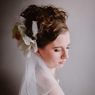 Bridal Goddess Hair and Makeup