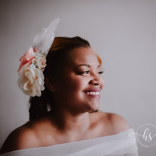 Elegant beauty bridal