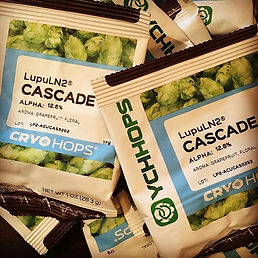 Cryo hops now in stock! _aghomebrew #citra #mosaic #simcoe #ekuanot #cascade