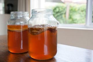 Kombucha Tea In A Glass Jar.jpg