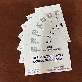 caf patronato consulenza legale catania contatti