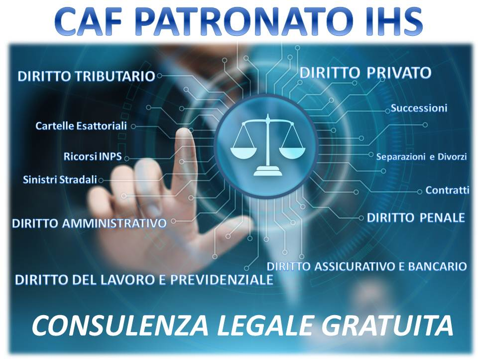 Consulenza Legale Gratuita
