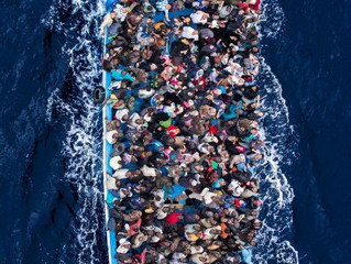 What does artlife have to do with the refugee crisis?