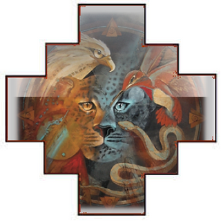shaman medicine wheel
