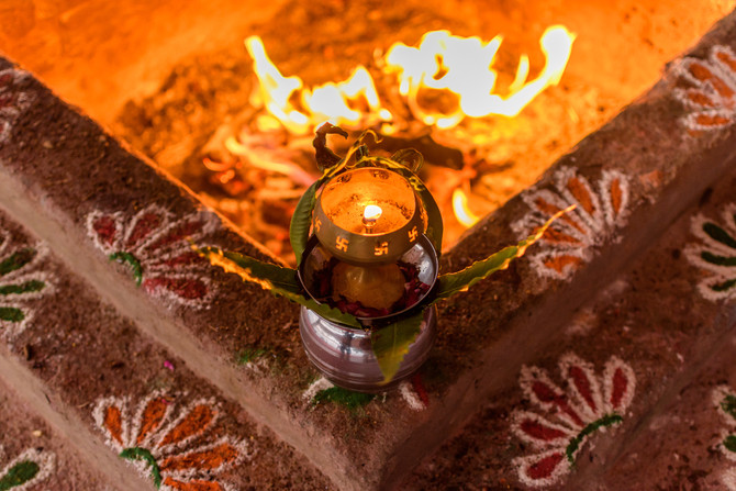 Ritual: Solstice Fire Ceremony