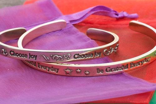 DOUBLE THE FUN: Set of 2 Bracelets (M)