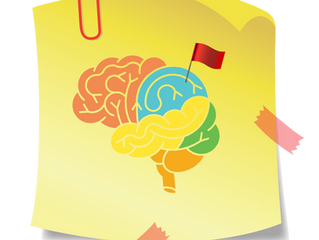 Sticky Notes: Velcro, Negative Thoughts and Your Brain