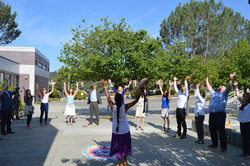 Healing Circle at CIHS
