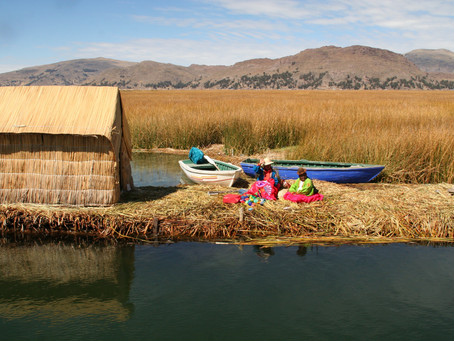 Lake Titicaca: The Sea at the Top of the World