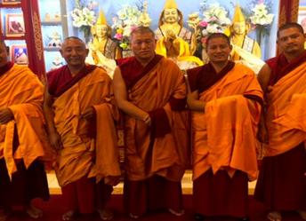 Menla (Medicine Buddha) Empowerment