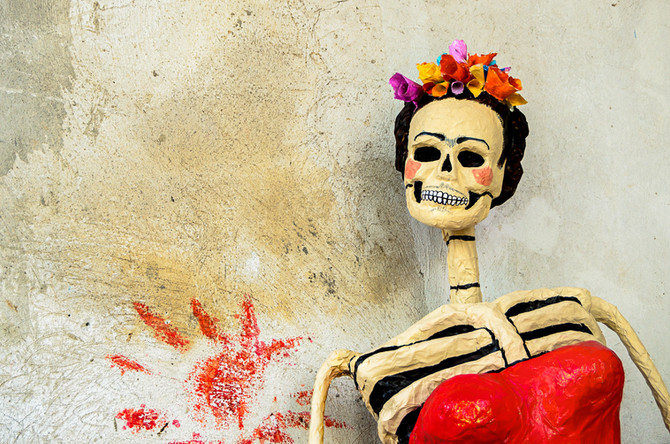 Invite Your Ancestors to Visit on Dia de los Muertos