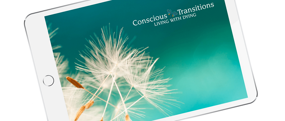 Conscious Transitions: Living with Dying Guidebook (digital edition)