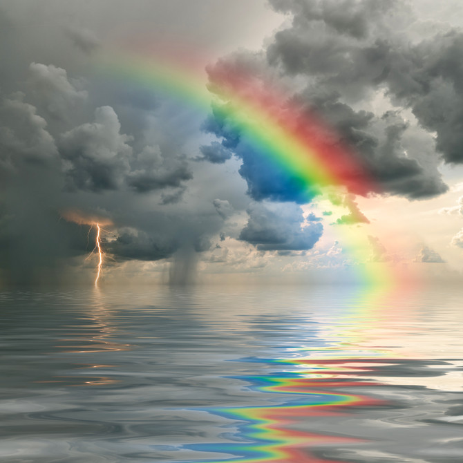 Rainbows in Our Lives