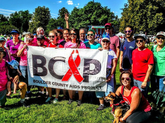 AIDS WALK 2018: Walk with Team BCAP
