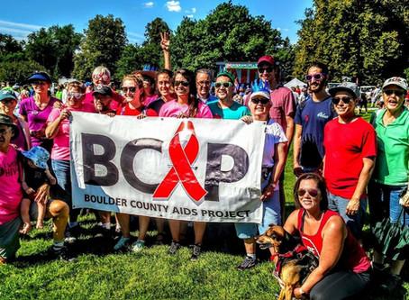 AIDS WALK 2018: Walk with Team BCAP
