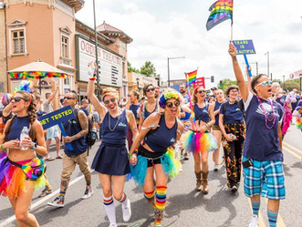 Loud + Proud: 2018 Denver Pridefest
