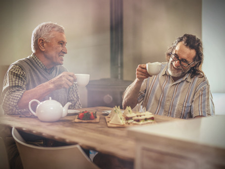 The Balancing Act of Caregiving