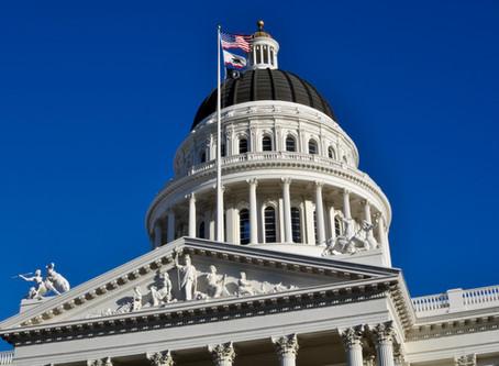 CA Legislative Update