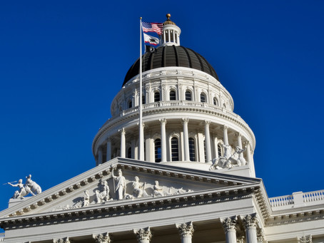 CA Legislative Update
