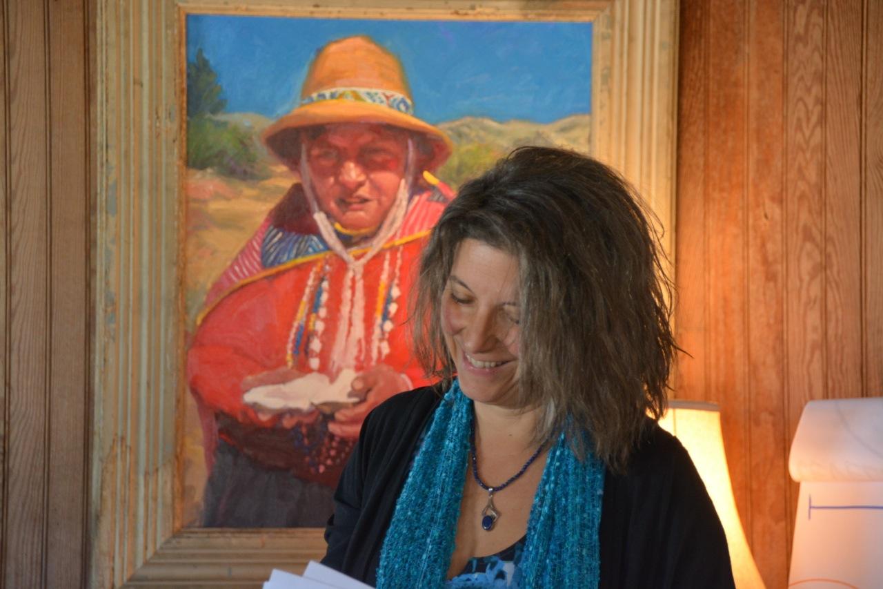 Julie Hannon, Shaman, Boston