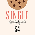 ONE SINGLE COOKIE