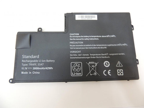 Bateria Similar DELL TRHFF 43Wh - 11.1v 3.800 MAh