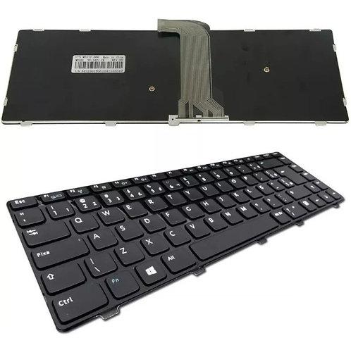 Teclado Dell Inspiron 14r 5437 Compatível Model : nsk-l90sw 1b