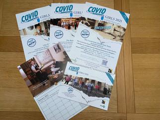 Covid Girls Charity Calendar raises funds for TAB