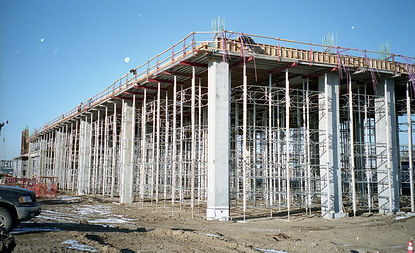 Shoring from Advance Shoring Company