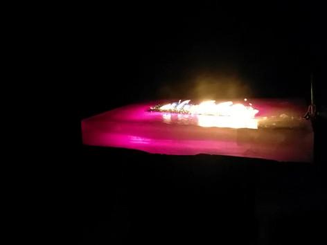 Ice & Fire Bar