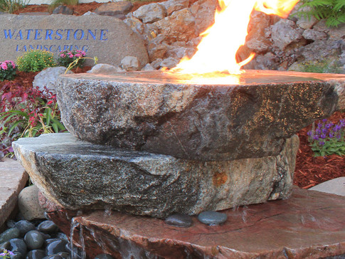 Fire Fountain