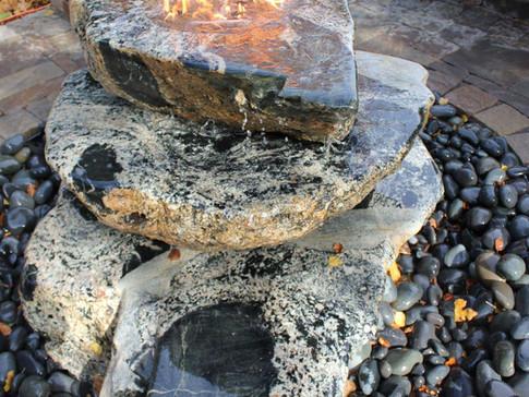 Water & Fire Fountain
