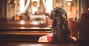 I don't want to be a church girl...