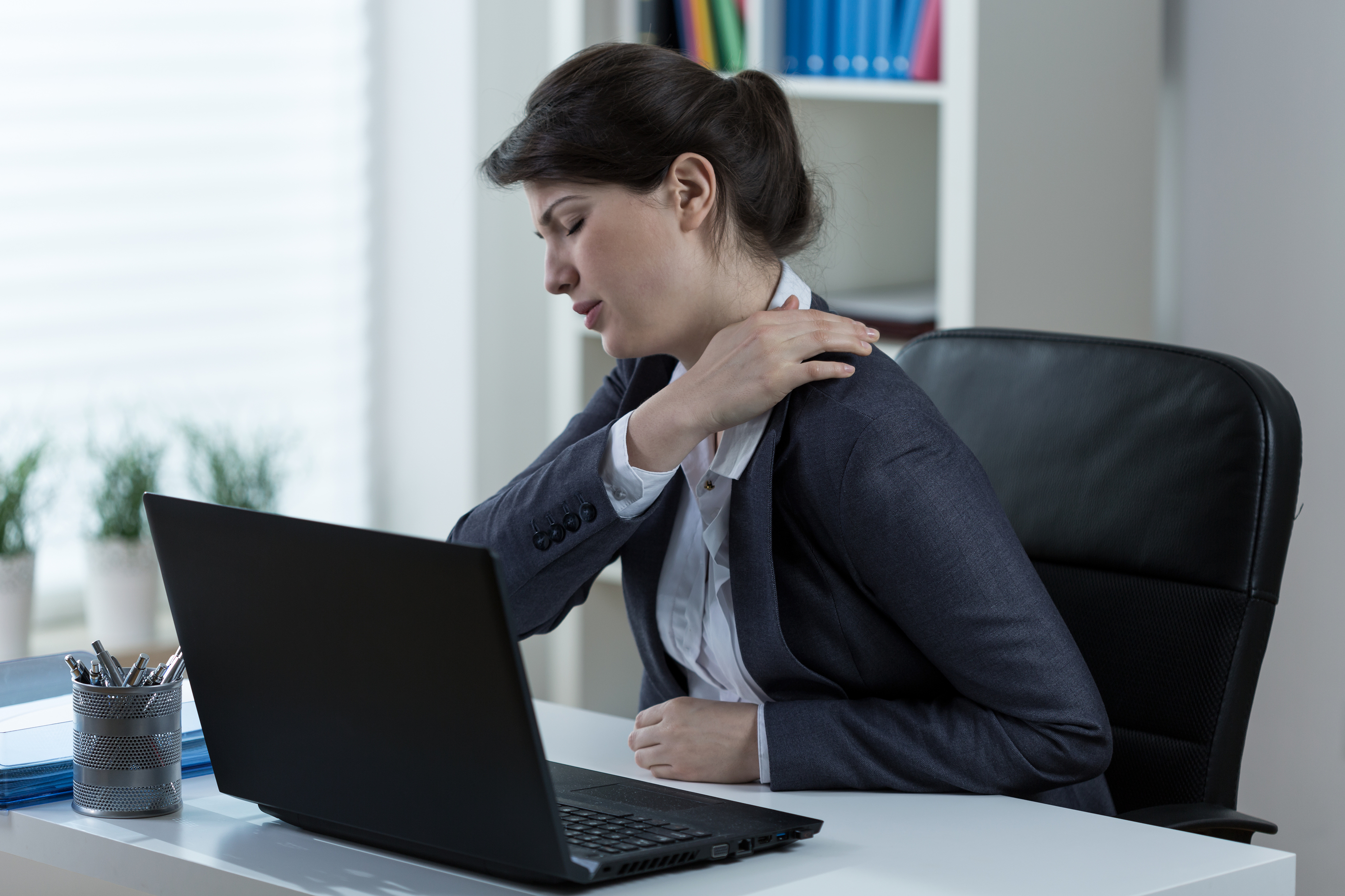 Sedentary Lifestyle Causing Back Pain